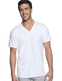 Hanes - T-shirt - Manches Courtes - Homme
