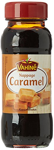 Vahiné Caramel Sirop 210 ml - Lot de 3