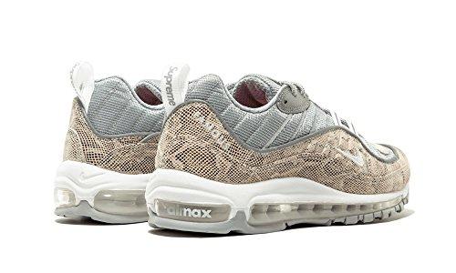 Nike 844694-100 Chaussures de sport, Homme, Blanc (Sail / White / Reflect Silver / White) Blanc - blanc