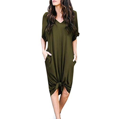 Damen Partykleid Felicove, Rockabilly Kleid Mode Bleistiftrock Bodycon Minikleid Abendkleid Minirock...