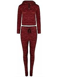 Fast Fashion - Set Print Accros Joggeurs Survêtement Sweatshirt - Femmes