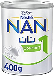 Nestle NAN COMFORT 1, From birth to 6 months, Starter Infant Formula for Colic, Gas, and Constipation, Fortifi