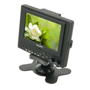 LILLIPUT 569/O/P 5'' TFT LCD Moniteur HDMI YPbPr AV Peaking Zebra, pour toutes les caméras avec le port de HDMI ou YPbPr