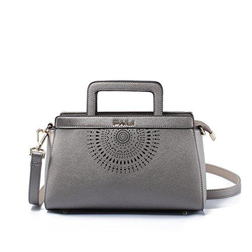 Signora coreano moda borsa/Vuoto/Spalla semplice laptop Messenger bag/Pacchetti nuziali-B D