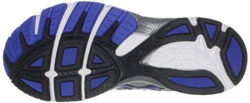 Asics - Gel-1170 Gs, Scarpe da corsa Unisex – Bambini Argento (Silver/Blue/Black 9342)