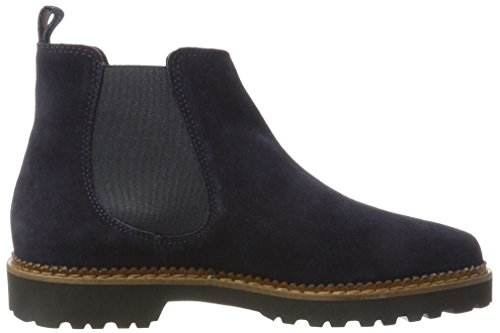Sioux Damen Vesela-172 Chelsea Boots Blau (Night 008)