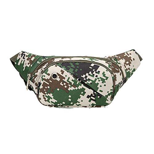 Multifunktionale Outdoor Fitness Sporttaschen Mehrfarbig Camouflage4