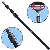 KEEPDRUM MPB03 Tonangel 3m Boompole mit Tasche