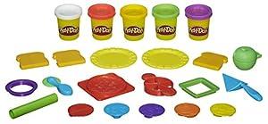 Play-Doh - Crea Tus Comiditas (Hasbro A7659EU4)