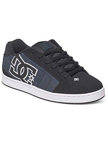 DC Universe Herren Net Se Sneaker Black Dark Used