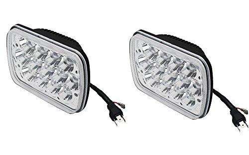 217,8x 15,2cm Scheinwerfer 39W H6014/H6052/H6054Diamant versiegelt Beam LED-Arbeitsleuchte Hi/Low Beam LED-Arbeitsleuchte mit IP68FCC CE (H6054 Led)