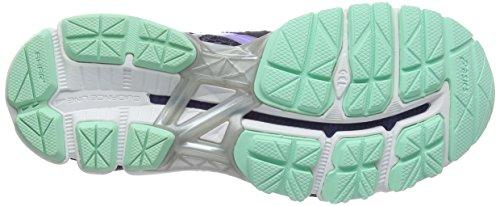 ASICS GT-2000 3, Chaussures Multisport Outdoor Femmes Bleu (Indigo Blue/Lavender/Aqua Mint 4932)
