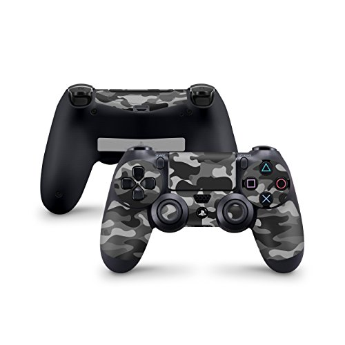 Skins4u Sony Playstation 4 Skin PS4 Controller Skins Design Sticker Aufkleber styling Set auch für Slim & Pro - Urban Camo