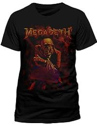 Live Nation - T-shirt Homme - Megadeth - Peace Sells