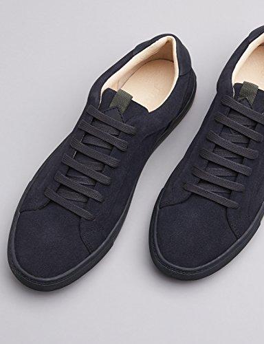 Trovare Sneaker Da Uomo In Pelle Blu (blu)