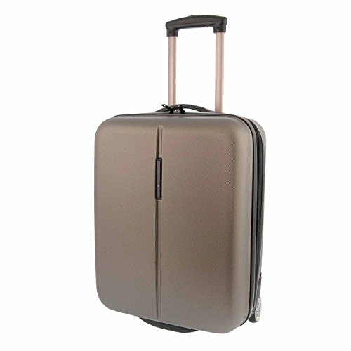 Gabol Bagage cabine 2 roues ABS Taille: U Couleur: GRIS