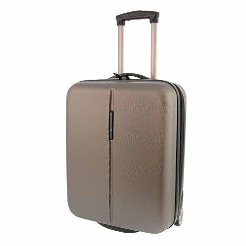 Valise ABS Gabol Taille: U Couleur: GRIS