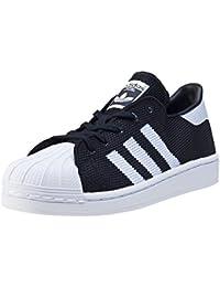 adidas Superstar Sneaker niños, negro/blanco, 10K UK - 28 EU