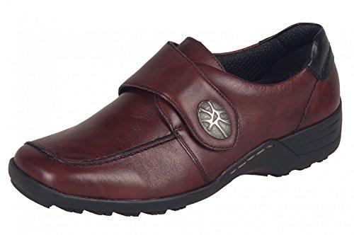 Remonte Donne Velcro scarpe D0500-14 rosso rot