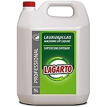 Lagarto Lavavajillas Mano Superconcentrado Profesional - 5000 ml