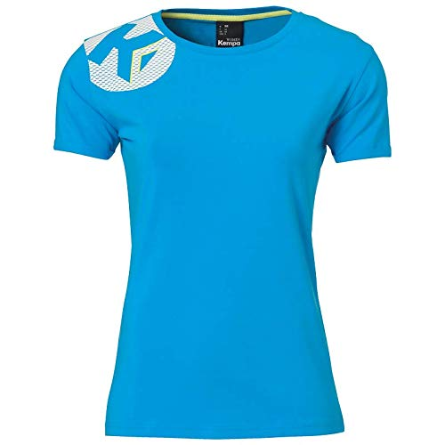 Kempa Herren Core 2.0 T-Shirt, blau, XXL