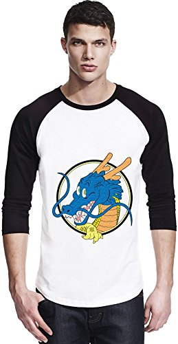 Dragon Ball Dragon Unisexe Baseball Shirt Large