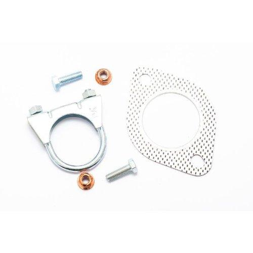 Preisvergleich Produktbild ANBAUSATZ für GRANDE Punto 1.2i 1242ccm 65PS 48kW Mittelrohr mit flex Auspuff
