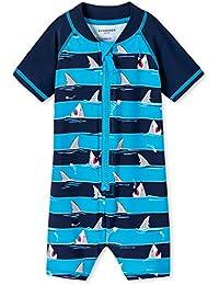 Schiesser M/ädchen Aqua Baby-surfanzug Badeanzug