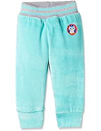 Little Kangaroos Baby Girls' Slim Fit Cotton Trousers