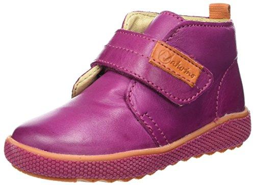 Naturino Baby Mädchen 5210 VL Sneaker, Pink (Mirtillo), 28 EU