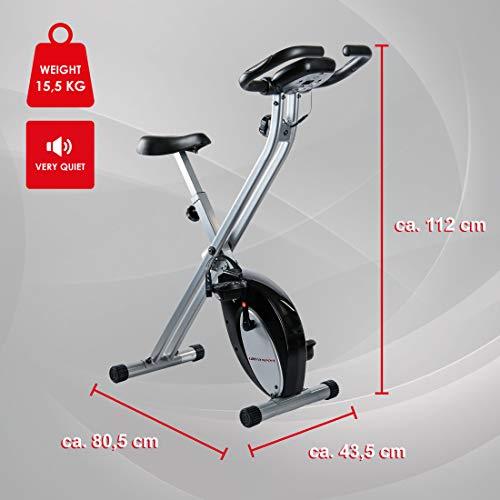 Ultrasport Heimtrainer F-Bike Heavy - 4