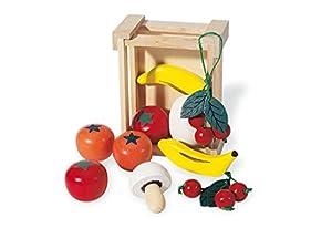 PINOLINO 221403 Juguete de rol para niños - Juguetes de rol para niños (Kitchen & Food, Cualquier género, Multi, Madera)