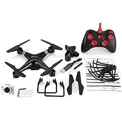 Nowakk KY101 WiFi FPV Grandangolare 1080P Camera Selfie RC Drone Altitude Hold modalità Headless 3D Flip One Key Return Quadcopter