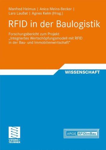 RFID in der Baulogistik: Forschungsbericht zum Projekt