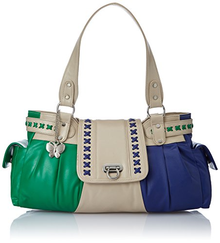 Butterflies Women s Shoulder Bag (Multi-Color) (BNS 0387) b54d36adee