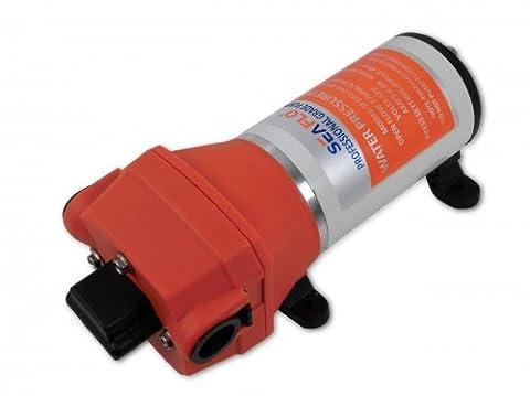 Seaflo SFDP1-045-040-41 12 Volt, 17 LPM, 2,8 Bar 4-Kammer Membranpumpe