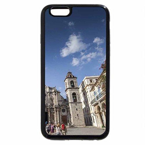 iPhone 6S / iPhone 6 Case (Black) wonderful church plaza in cuba hdr