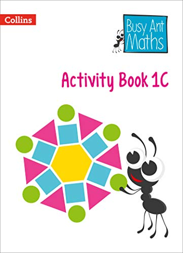 Year 1 Activity Book 1C (Busy Ant Maths) por Nicola Morgan
