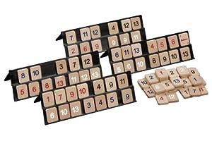 Philos - Domino, de 2 a 4 Jugadores (Importado)