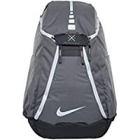 Nike Hoops Elite Max Air Team Mochila, Hombre, Gris (Charcoal/Dark Grey/White), Talla Única