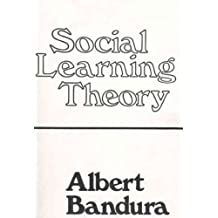 (Social Learning Theory) By Bandura, Albert (Author) Paperback on (11 , 1976)