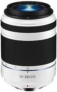 Samsung EX-T50200CSW Objectif pour Samsung NX 50- 200 mm f 4 blanc pour Appareil photo gamme NX