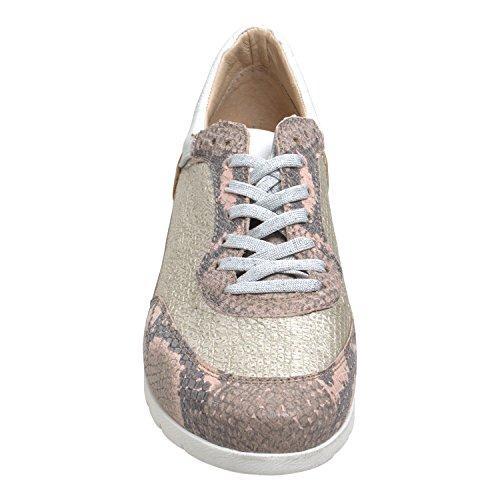 Mjus Damen Sneaker Force Farbe Candy Camel (36)