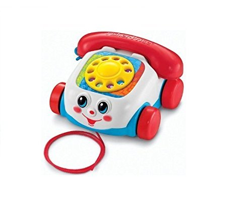 Game / Play Fisher-Price Toddlerz Chatter Telephone, online, stores, educational, preschool, toddler  available at amazon for Rs.6138
