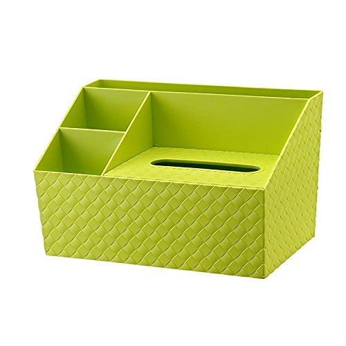Soggiorno Supporto di plastica scatola del tessuto del tovagliolo della