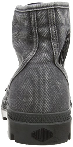 Palladium Pallabrouse Damen Stiefel Grau (Metal/Black)