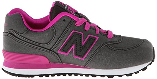 New Balance Classic Traditionnel Charcoal Kids Trainers Anthracite