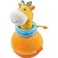 Haba 302571 - Stehauffigur Giraffe, Kleinkindspielzeug preisvergleich bei kleinkindspielzeugpreise.eu