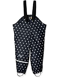 CareTec Pantalones Impermeable Unisex Niños, Azul (Dark Navy 778), 116