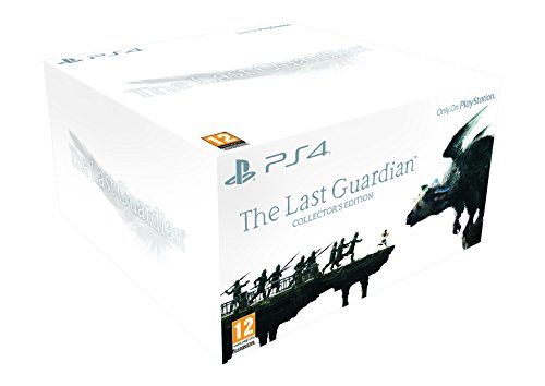 The Last Guardian - Collector's Limited - PlayStation 4